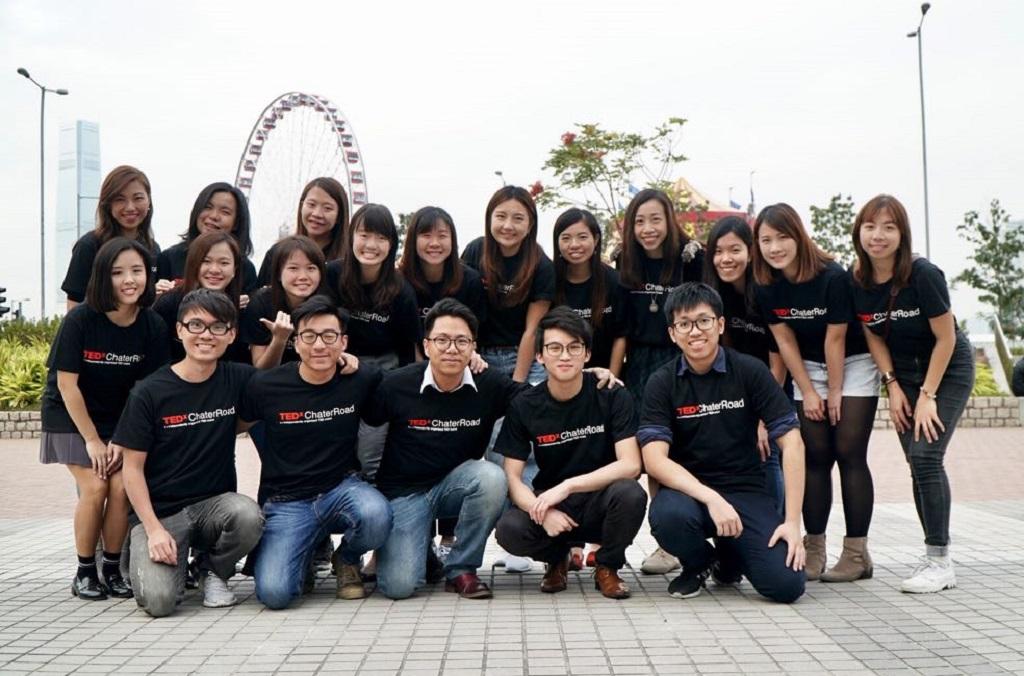 TEDxChaterRoad團隊