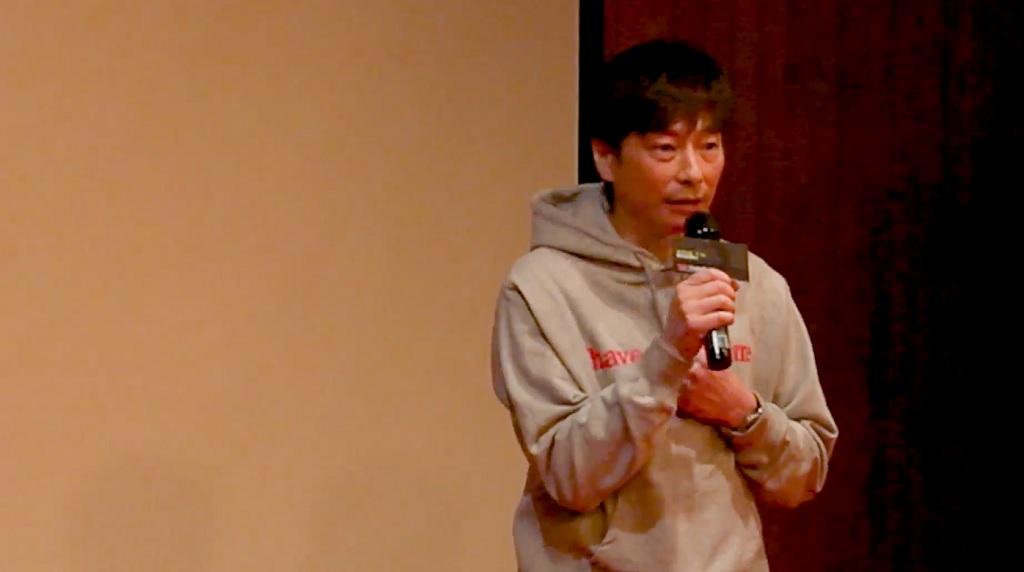 劉志遠,曹星如教練,TEDxChaterRoad演講